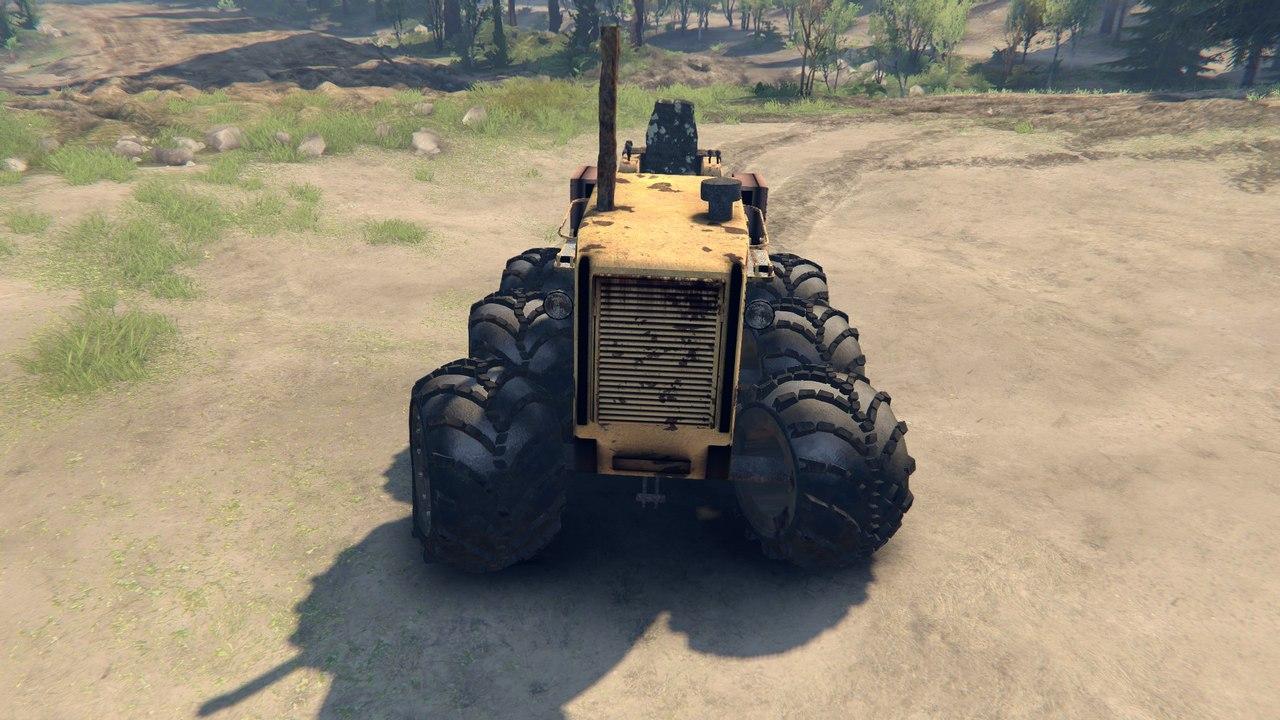 Трактор The Mule  _bDTSjL3AXA