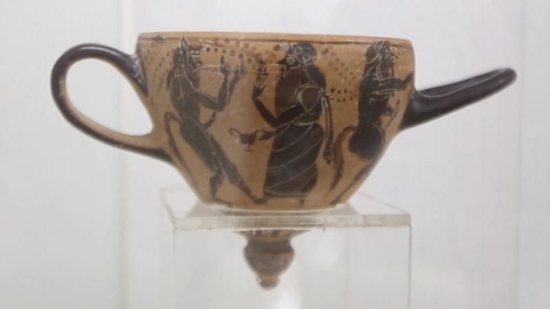 Новая выставка в Центральном музее Тавриды «Золотая кладовая ФСБ против «черно