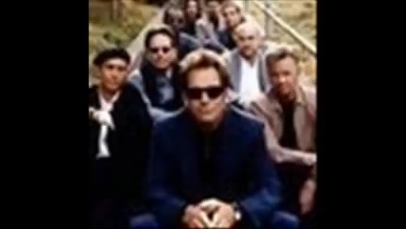 HUEY LEWIS AND THE NEWS YOUR CASH AINT NOTHIN BUT TRASH