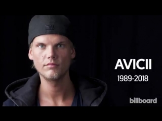 Thank you, Avicii. BillboardNews