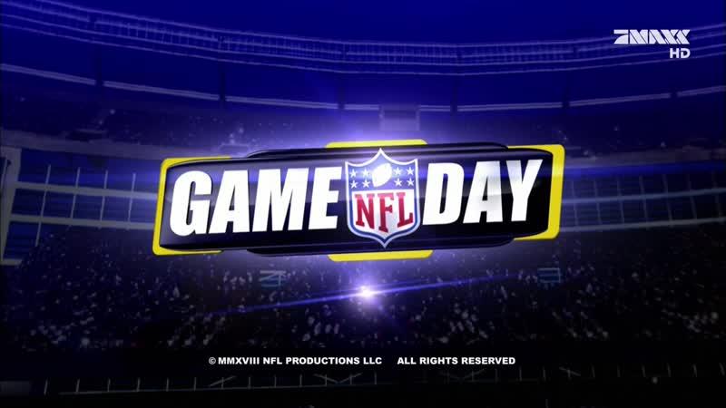 NFL Gameday (ProSieben Maxx, 30.11.18)