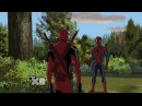 Совершенный человек паук  Ultimate Spider-Man (2 сезон) 16 серия Русская Озвучка filmask.ru