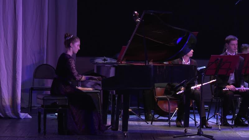 J.Haydn Piano Concerto in D major-Elena Berman Концерт ре мажор (3 ч.)- Елена Берман.