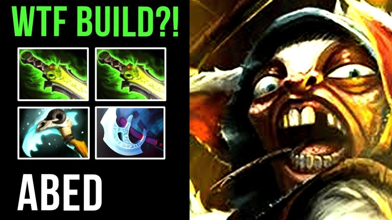 Abed Back to Meepo Again - 2x Ethereal Blade Build Manta Style - Dota 2