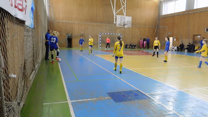 11.11.2018 Футбол, девочки. Норвегия 1 - Норвегия 2, дс Строитель ч.2