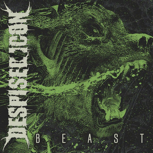 Despised Icon - Beast [single] (2016)