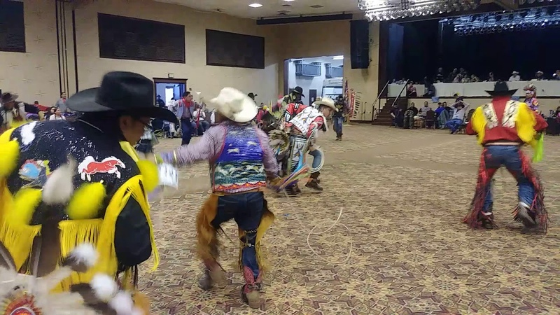 Hat and Boot Dance Special @ Shooting Star Powwow 2018 5