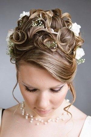 Зачіски на весілля зачіски на