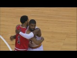 Derrick Rose vs Kyrie Irving | October 20, 2014 | NBA Preseason 2014