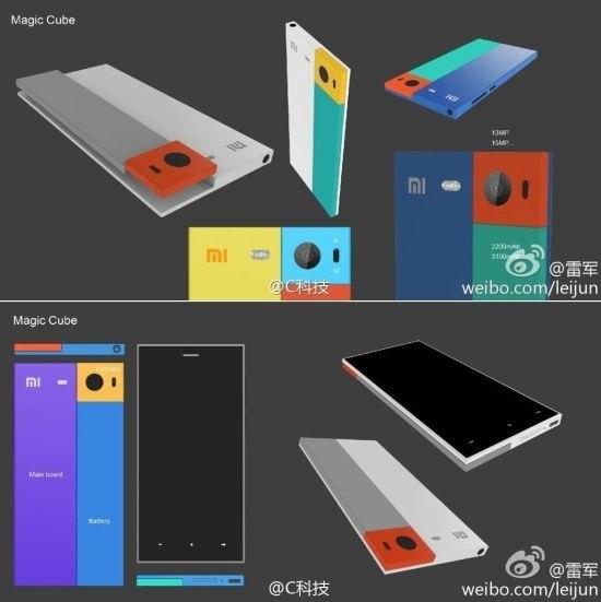 Xiaomi думает над возможностью создания модульного телефона