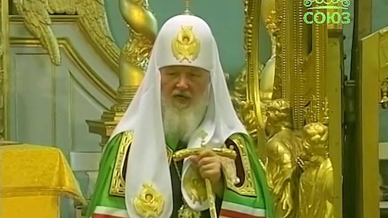 12 июля 2016 года В день памяти святых апостолов Петра и Павла Святейший Патриарх Кирилл