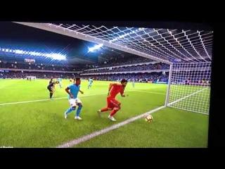 FIFA 19 - Смешной автогол Алиссона