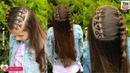 Peinado con LIGAS para NIÑAS ideal para la ESCUELA / Peinados fáciles / WILVITA 💕