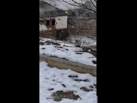 Штурмовая группа террористы (с. Ямансу, Дагестан)