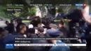 Новости на Россия 24 • Националисты напали на нетрадиционных одесситов на Марше равенства
