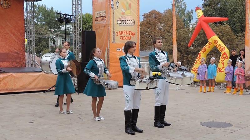 Фестивальное лето на Почтовой - ансамбль Синкопа