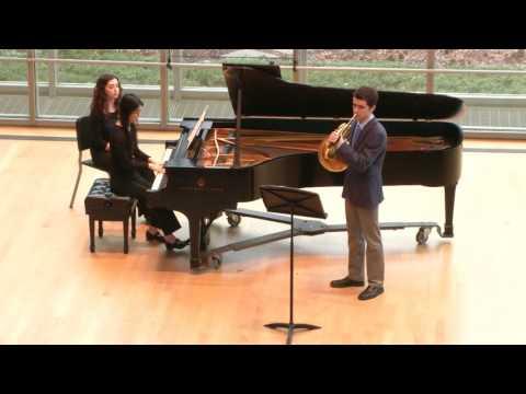 Beethoven: Horn Sonata in F Major, Op. 17