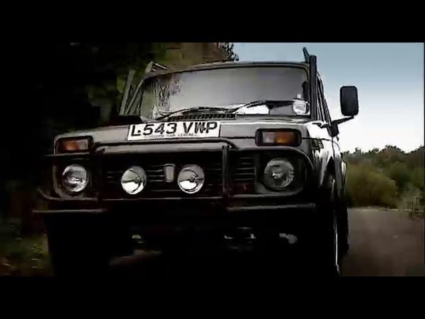 Топ Гир Русские автомобили Чайка Нива