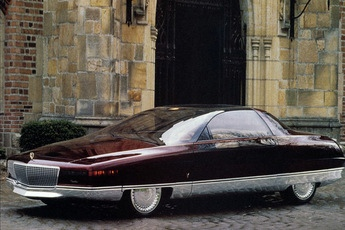 Пришелец из будущего: футуристический концепт-кар Cadillac Solitaire 1989 с двигателем V12 Если вы смотрели старый боевик «Разрушитель» со Сильвестром Сталлоне в главной роли, то наверное должны