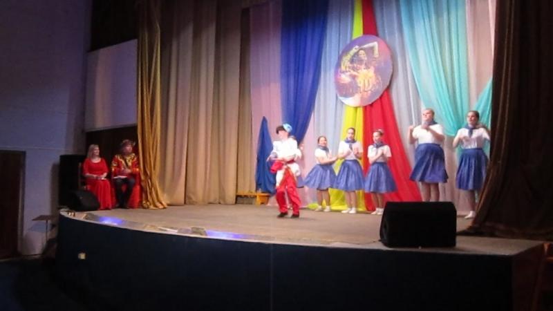 22.04.2018 г. Спортивно - танцевальная группа