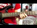Владимир Кузьмин Ливень как играть на гитаре