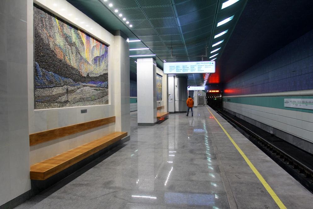 все метро беломорская фото оркестр