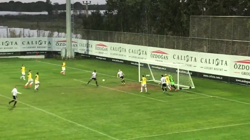 Второй гол Оланаре за Амкар