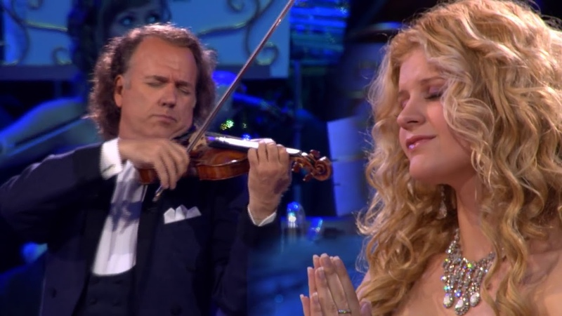 André Rieu Mirusia Ave Maria New High Quality Video