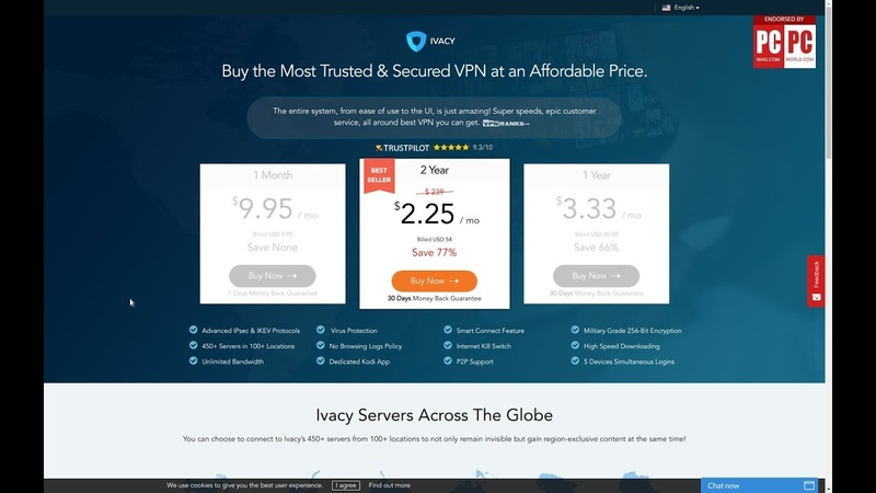 IVACY VPN Tutorial Speed Test Browser Add On Mozilla Firefox Installation Setup Review