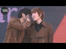 121117 FANCAM MyungSoo DongWoo © A Walk with the Stars