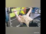 Тренировка груди, среднего пучка дельты и рук