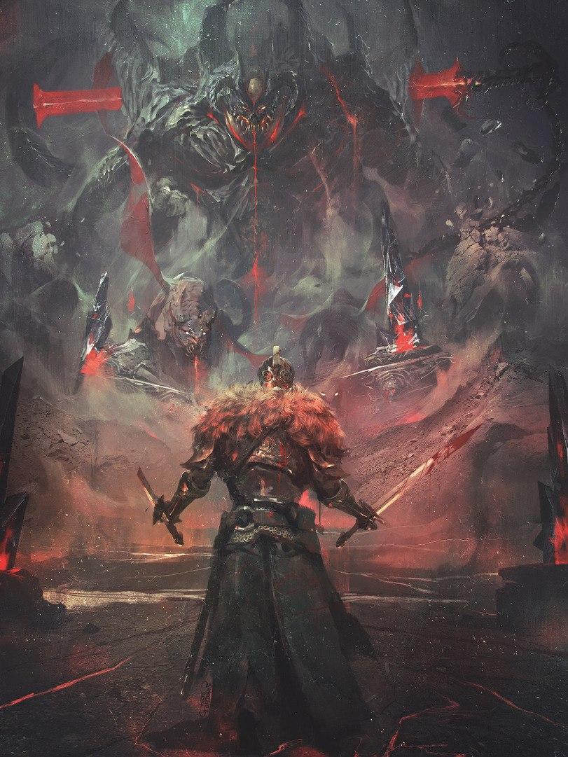Dark Souls fan-art TTShW9Z5fJw