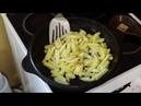 Как пожарить картошку с корочкой ( подробно для новичков )