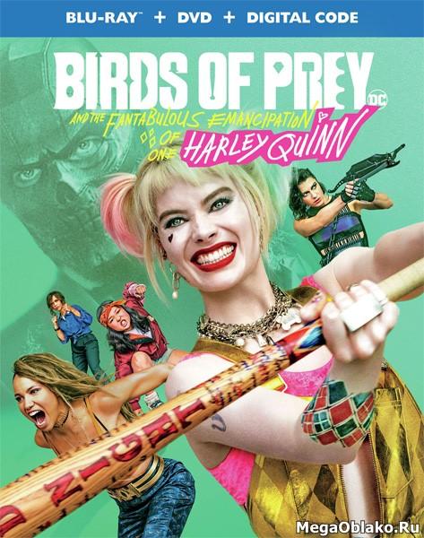 Хищные птицы: Потрясающая история Харли Квинн / Birds of Prey: And the Fantabulous Emancipation of One Harley Quinn (2020/BDRip/HDRip)
