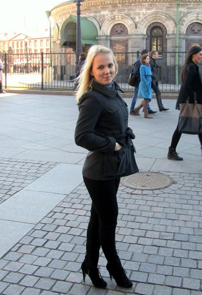 Оксана Фадеева, 15 апреля , Омск, id31103586