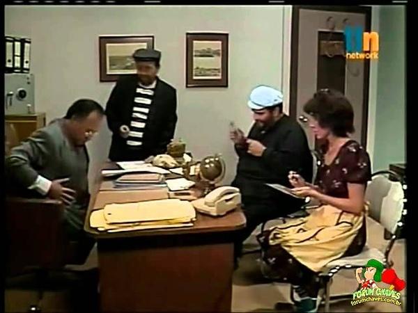 Chaveco - Procurando emprego (1993)