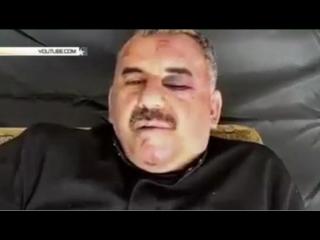 Видео с выжившим летчиком сбитого Су-22 ВВС Сирии появилось в Интернете