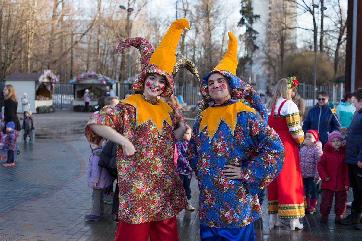 Фестиваль «Пасхальный дар» продолжается в Лианозовском парке
