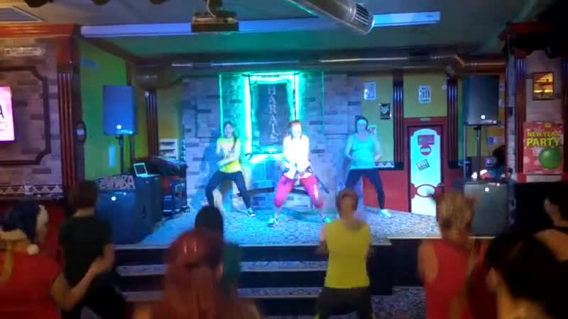 Zumba Fitness ZIN Crimea NewYearParty!