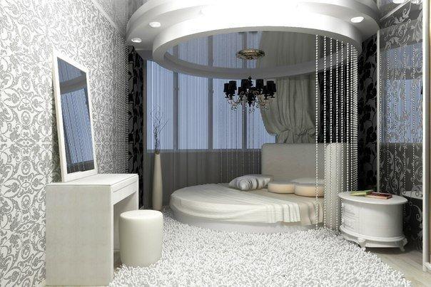 Необыкновенная спальня