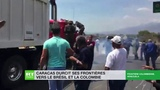 Venezuela Maduro ferme la fronti