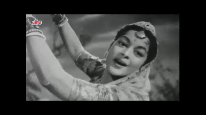 Kaanhaa Bajaae Bansari - Nalini Jaywant, Lata Mangeshkar, Nastik Song