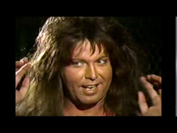 The best BLACKIE LAWLESS (W.A.S.P.) interview youll ever see - MuchMusic 1989