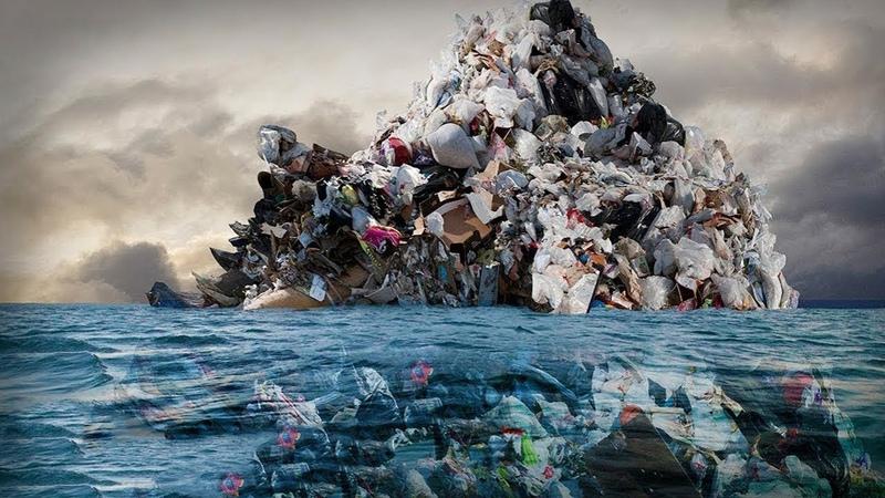 ОГРОМНОЕ тихоокеанское мусорное пятно это НЕ ТО что выдумаете