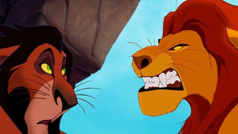 Мохнатый ошмёток — это мой сын. И твой будущий король! Король Лев (1994)