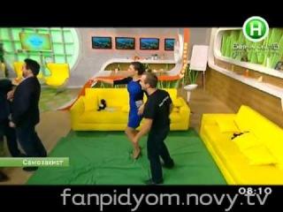Krav Maga on TV Novy kanal