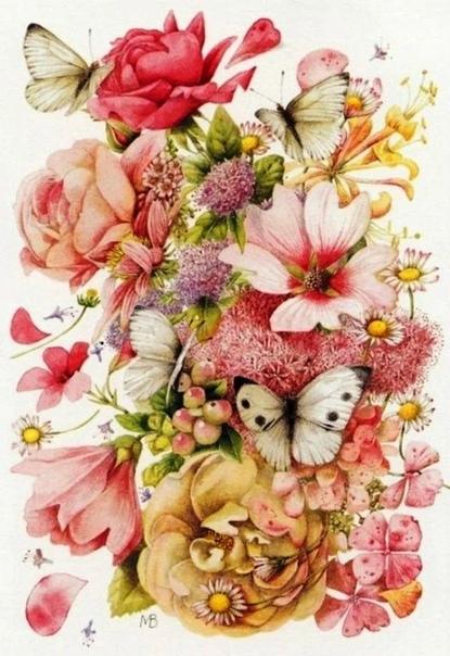 Маржолин Бастин замечательный художник, иллюстратор, автор детских книг.