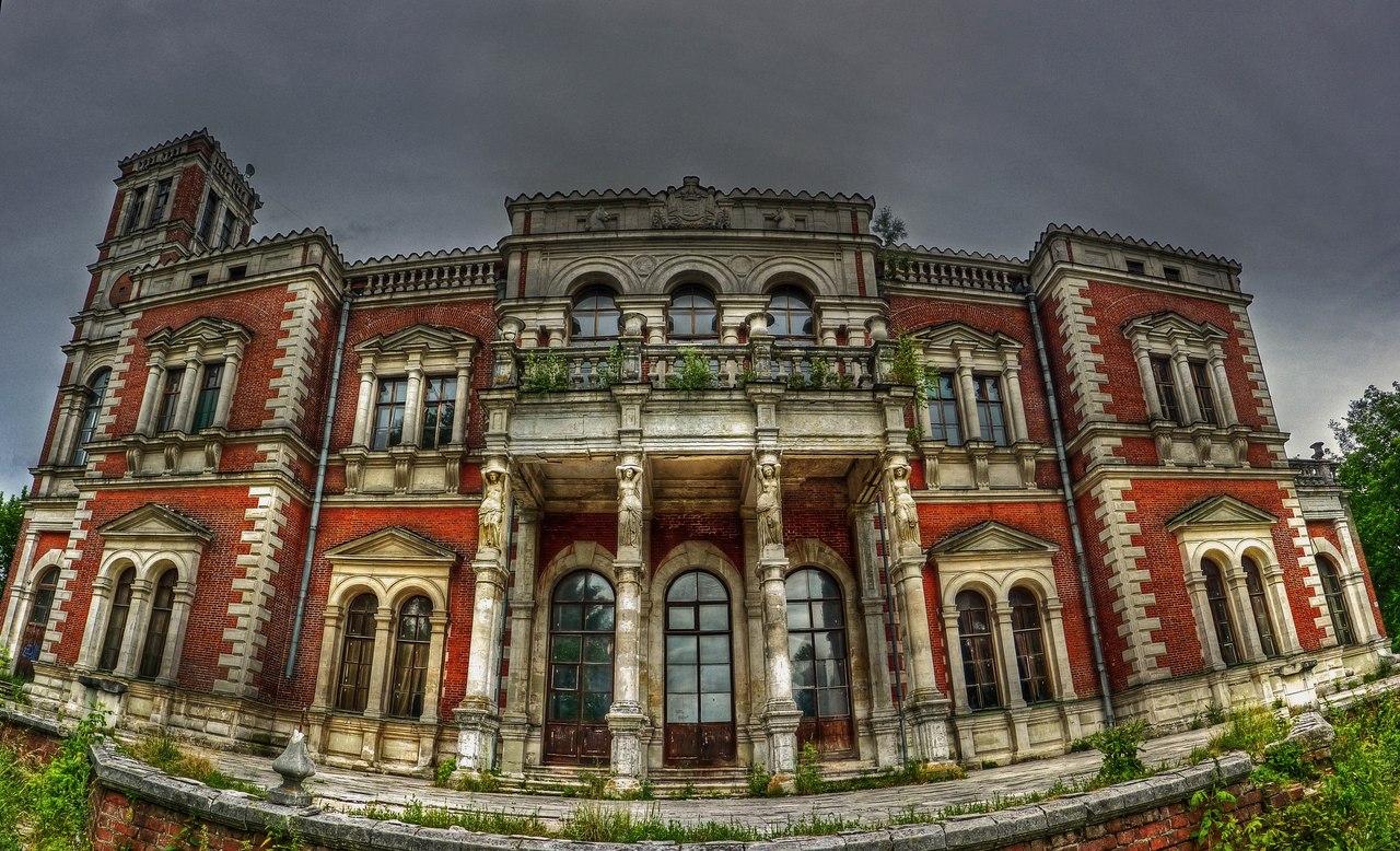 Заброшенные места россии фото