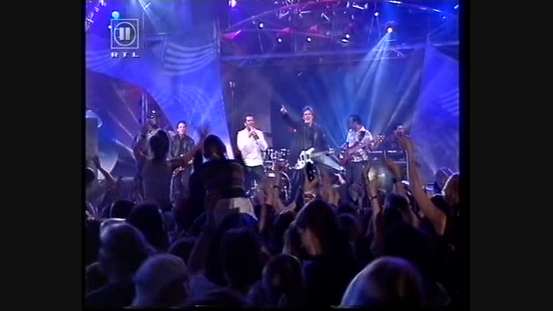 Modern Talking feat. Eric Singleton - You Are Not Alone (RTL2, The Dome 9, 21.03.1999)