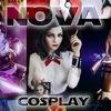 Nova cosplay (ver1sa & QQ)